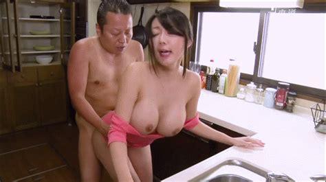 Kitchenfuck Porn Pic From Miho Ichiki Azumi Nakama