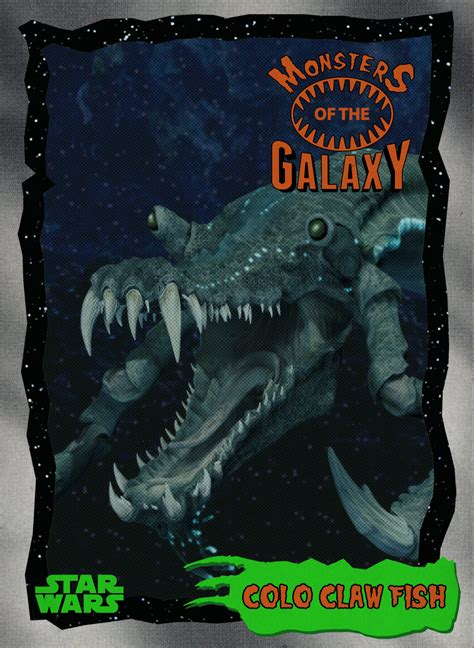 monsters of the galaxy starwars