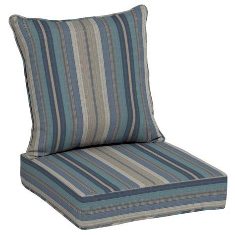 allen roth neverwet  piece deep seat patio chair