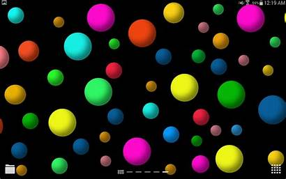 Colorful Fun Backgrounds Balls Wallpapers Google Apps