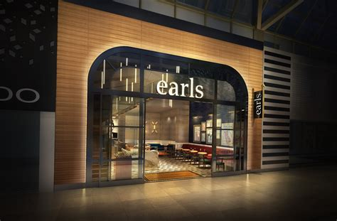 earls kitchen and bar the new earls at the pru will a swanky rooftop