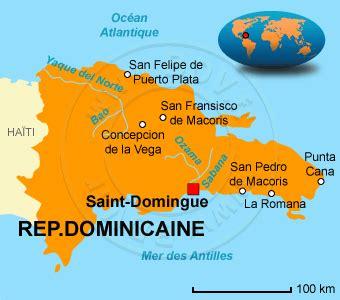Punta Cana Carte Géographique Monde by Guide De Voyage R 233 Publique Dominicaine Devise Taux De