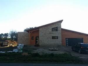 extension bois sur maison pierre ventana blog With extension maison en l 4 extension bois sur maison en pierre tulle vincent