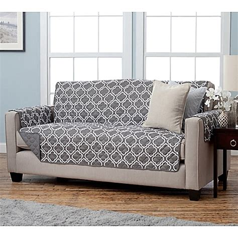 Settee Protectors by Adalyn Collection Reversible Sofa Size Furniture