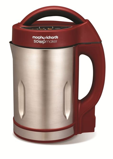 Morphy Richards 501010   Red Soup Maker