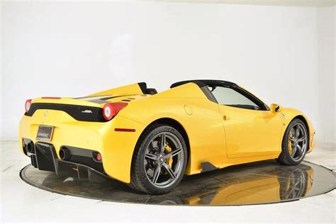 The 5 Most Expensive Yellow Cars For Sale On Autotrader