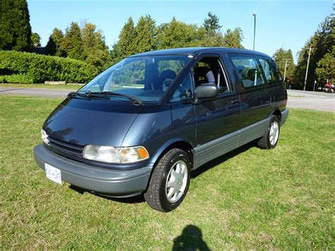gsasso  toyota previa specs  modification info