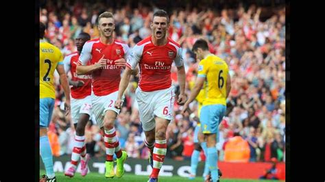 Arsenal vs Crystal Palace 2-1 All Goals & Highlights ...