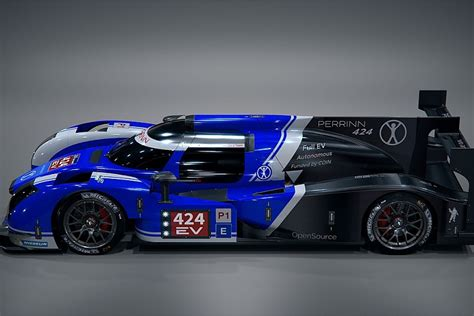Peugeot Lmp1 2019 by Perrinn Drops 2018 Lmp1 Plan For Electric Car With Le Mans