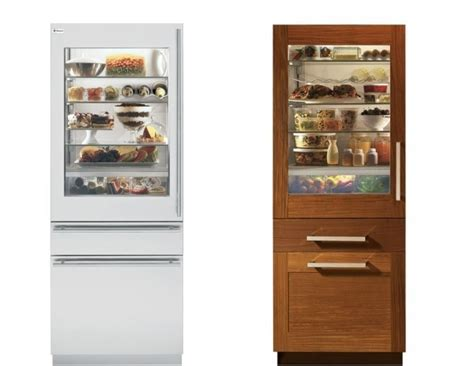 thermador  ge monogram integrated refrigerators buying guide consumer electronics home