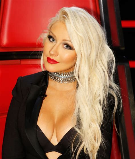 Christina Aguilera on Fragrance and Vintage Beauty Trends