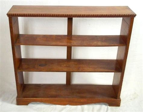 vintage bookcases for antique oak bookcase with 2 shelves early 1900s heig 6780