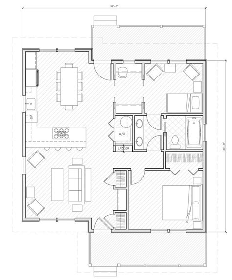 1000 sq ft floor plans small house plans 1000 sq ft with porch studio