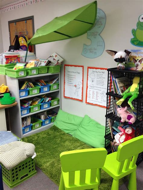 17 best ideas about preschool reading area on 276 | 3b91240f3883238c57f96dc073875d31