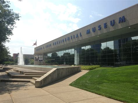 Gerald R Ford Museum by Gerald R Ford Musuem