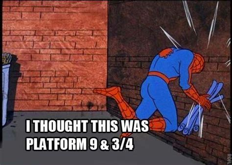 1960 Spiderman Meme - spiderman loves 1960s spiderman memes and so do we