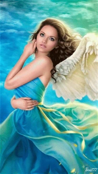 Angel Animation Ange Gifs Scraps Decentscraps Demon