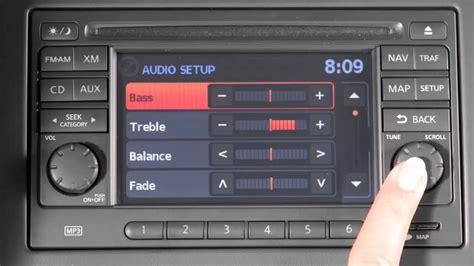 nissan juke audio system  navigation youtube