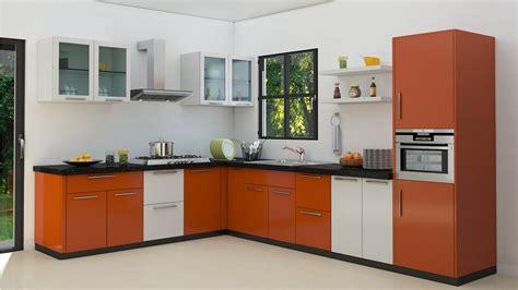 Small Modern Kitchens Ideas - l shaped modular kitchen designs
