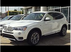 2016 BMW X3 xDrive28i Full Review, Start Up, Exhaust YouTube