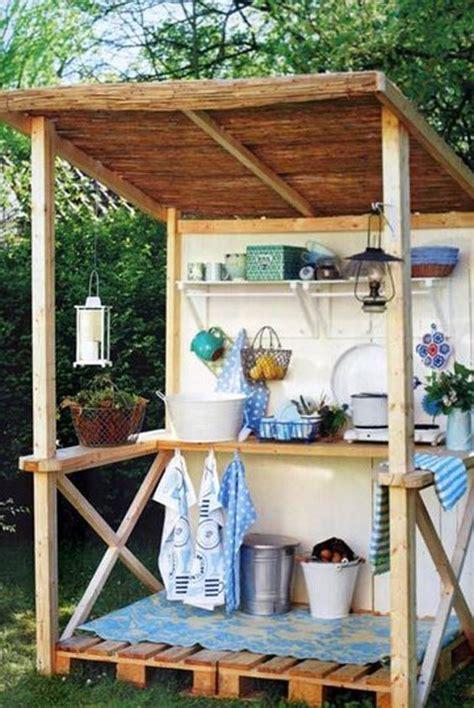 creer un bar dans une cuisine 10 diy pour le jardin cocon de décoration le