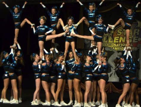 All Star Cheer Stunts Allstar Cheer Is