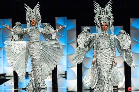 Other notable winners included billie eilish, khalid and lil nas x. 'Steve Harvey is right': Miss Universe declares Gazini Ganados as real National Costume winner ...