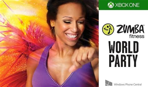 zumba fitness party xbox dancing round makes go wpcentral central