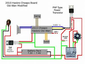Wiring A Hasbro Sound Board  Buckpuck  P4 And Recharger