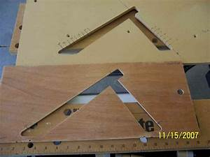 Build a stair tread jig youtube staircase pics template for Stair tread template tool
