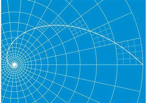 golden ratio vector background   vector art