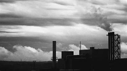 Factory Industrial Revolution Animated Pollution Urban Air