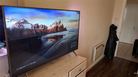 Tv 4k Philips Ambilight Philips 50 Inch 4k Ultra Hd Ambilight Smart Tv For Sale In Grand Canal Dock Dublin From Mikoaj