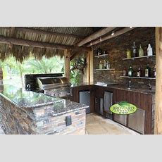 Outdoor Kitchen  Tropical  Patio  Miami  By Broward