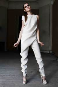 designer jumpsuit beautifully draped jumpsuit fluidity in fashion design details ситник екатерины fashion
