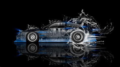 nissan sx jdm side drift water car  el tony