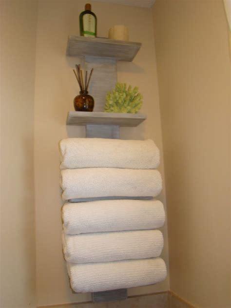 towel rack ideas for small bathrooms bathroom wall mounted wooden bathroom towel storage