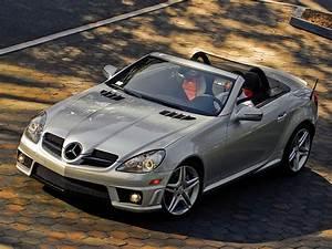 Mercedes 55 Amg : mercedes benz slk 55 amg r171 specs photos 2008 2009 2010 2011 autoevolution ~ Medecine-chirurgie-esthetiques.com Avis de Voitures