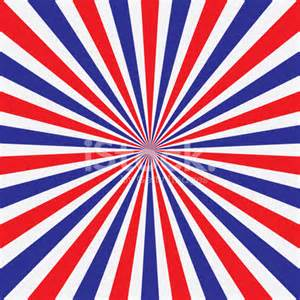 Red White and Blue Vector