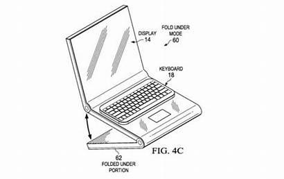 Laptop Plegable Patenta Pantallas Dell Qore Podria