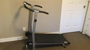 Progear 190 Manual Treadmill Review 2019