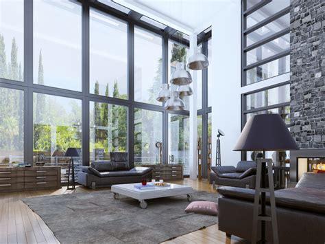 aranżacja salonu w stylu loft porady i inspiracje villadecor
