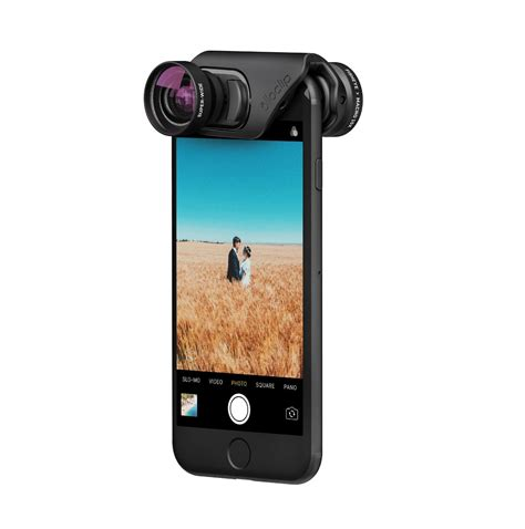 for iphone olloclip launches three lens kits for the iphone 7 and