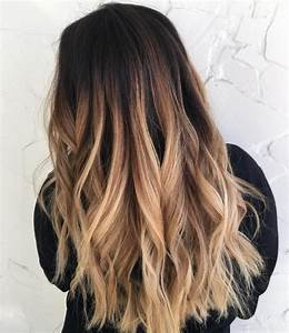 Hairstyles ~ Black Brown Blonde #1B/#4/#27 Ombre Peruvian ...