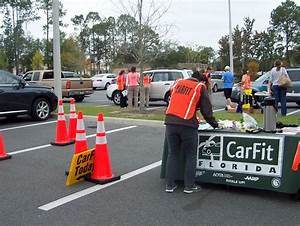 Trained Students Offer Carfit Program To Local Drivers