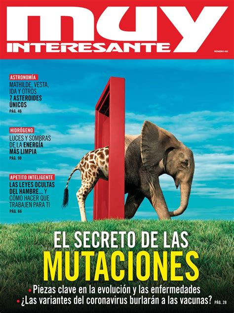 Muy Interesante España Magazine - Get your Digital ...