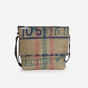 Sac Toile De Jute : sac en toile de jute de caf reversible co design ~ Dailycaller-alerts.com Idées de Décoration