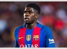 Samuel Umtiti out of Barcelona's clash with Atletico