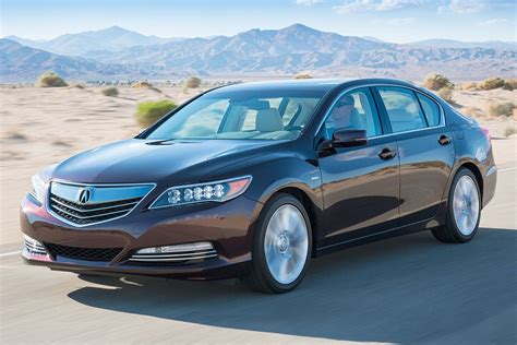 Hybrid Acura by 2016 Acura Rlx Sedan Hybrid Vehie