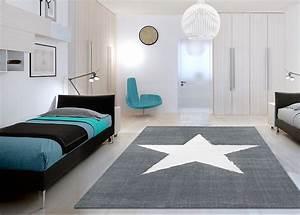 Teppich Kinderzimmer Sterne : wohnzimmer teppiche mit stern motiv auch f r babys kinder jugend in grau weiss ebay ~ Eleganceandgraceweddings.com Haus und Dekorationen